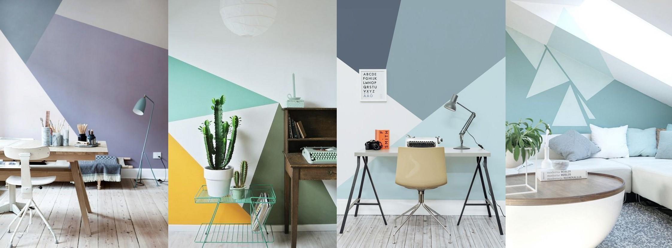Peinture [Effet géométrie]